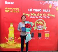 Dầu ăn Ranee trao hơn 177.000 giải cho khách trúng thưởng