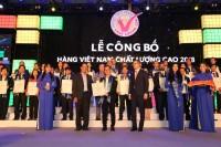 Dầu Ăn Cao Cấp Ranee đạt danh hiệu Hàng Việt Nam Chất Lượng Cao 2018, do người tiêu dùng bình chọn