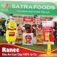 Tưng bừng sinh nhật SatraFood cùng Ranee